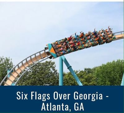 Six Flags Over Georgia 2019 Combo Gold Season Pass $67 A Promo Discount Tool