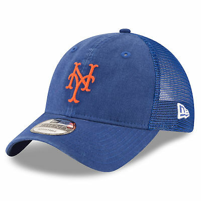 MLB New York Mets Era Central Team Trucker 9TWENTY Cap Unisex
