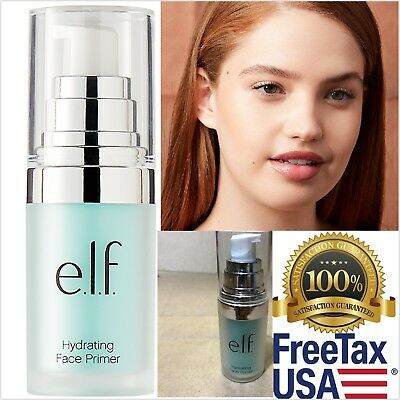 e.l.f. Hydrating Face Primer For Use As a Foundation For Your Makeup 47 Ounces