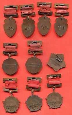 China Honor / Military / War   Medal 10 Pieces  - Medaglie  (13Md)