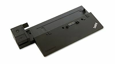 Lenovo Thinkpad Pro Docking Station With 90w AC Adapter (40A10090US ) In The ...