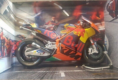 KTM MOTO GP BRAD SMITH 1:12 Scale Diecast Vehicle sport/toy  1:12