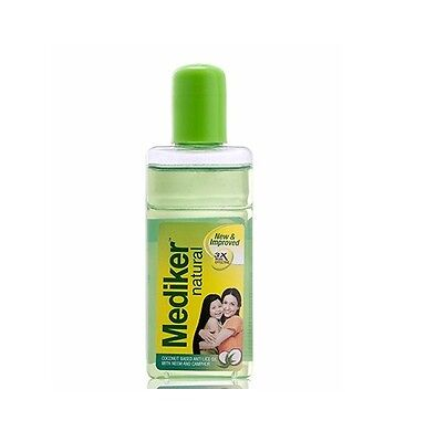 Mediker Anti Lice Treatment Hair Oil 50ml Coconut oil with neem