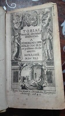 (76)  1642 Tobias Morali Doctrina Illustratus