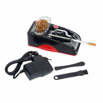 Electric Tobacco Cigarette Rolling Roller Automatic Injector Maker Machine USA