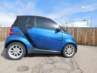2008 Smart Cabrio  2008 Passion Smart Car ForTwo For Two Convertible