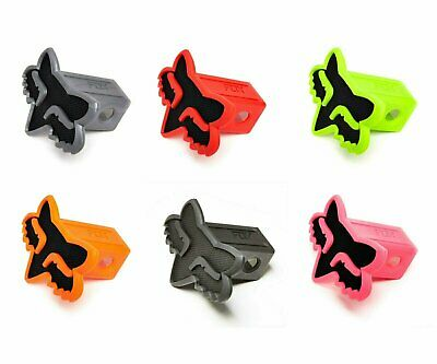2018 Fox Racing TRAILER HITCH COVER -ALL COLORS- Truck Towing MX Dirt Bike