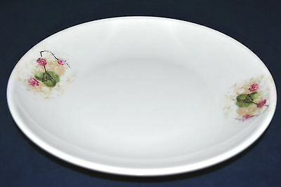 """NEW 12 PC Melamine 7"""" Round Dinner Plate  with Plum Picture  (#1070)"""