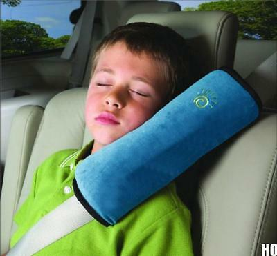 HO AU Children Safety Strap Car Seat Belts Pillow Protect Shoulder Protection