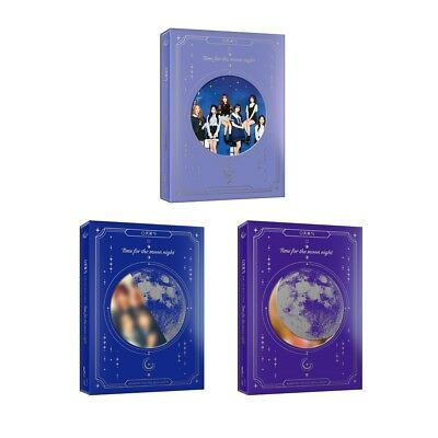 GFRIEND - Time for the moon night [Time+Moon+Night ver. SET]+3Poster+Tracking no