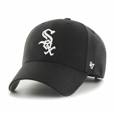 47 Brand Relaxed Fit Cap - MVP Chicago White Sox schwarz