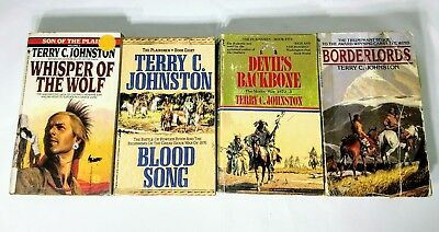 blood song johnston terry c