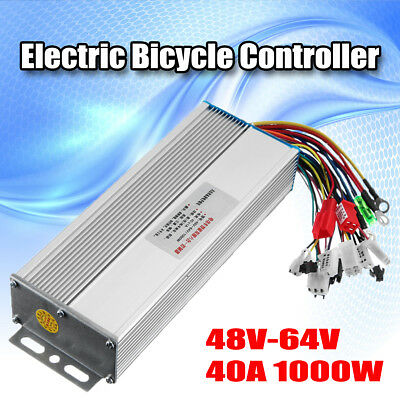1000W 60V Electric Bicycle Brushless Speed Motor Controller For Scooter & E-bike