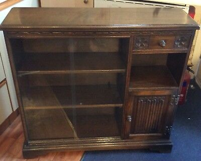 Old Charm Of Ware Bookcase / Cabinet