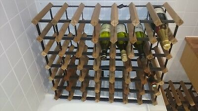 49,45, 16,12 Bottle Timber Wine Racks Wooden Storage