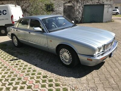 Jaguar XJ sovereign 4Liter 241 PS, 8fach bereift