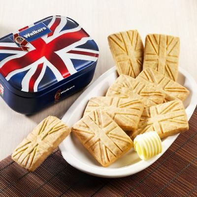 Walkers Shortbread Union Jack Dose, Art.-Nr. 3038945