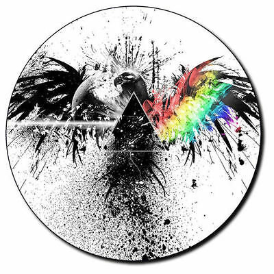 patch printed, Iron on patch Textile sticker, sticker Pink Floyd, B