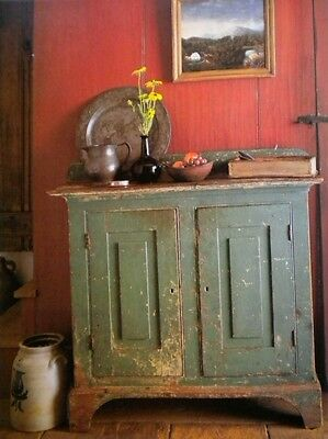 American Country Furniture ~~~ Examples of Antique Furniture And Caring For It