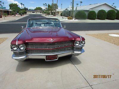 1964 Cadillac DeVille stainless  steel. for  sale  1964  Cadillac  Coupe  deville  Convertible classic cars  former  Car