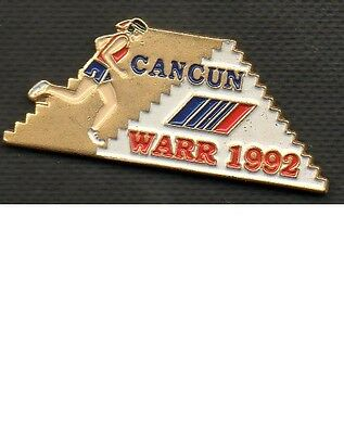 1 Pin's Air France Cancun Warr 1992 Course A Pied Superbe  - Collection