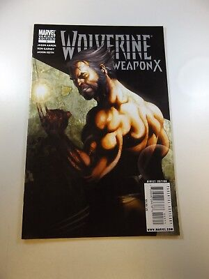 Wolverine Weapon X #3 variant VF condition Huge auction going on now!