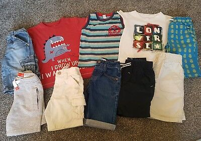 Boys Clothes Age 3-4 years Next, Converse and Ted Baker Bundle