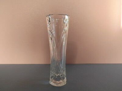 Lead Crystal Glass Vase
