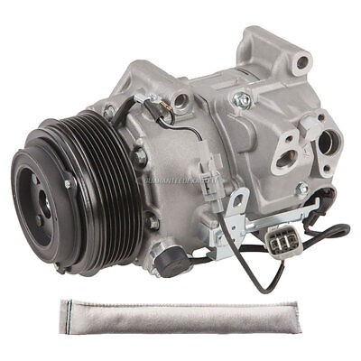 For Toyota Highlander Top Quality New AC Compressor & Clutch With A/C Drier