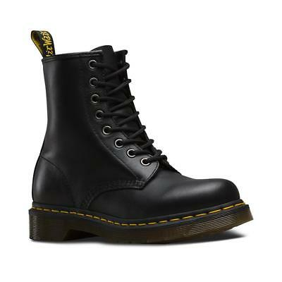 Dr Martens Womens Boots 1460W R11821002 Black Nappa Leather