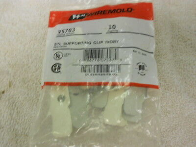 !!!!! Wiremold V5703 Supporting Clip Fittings   !!!!