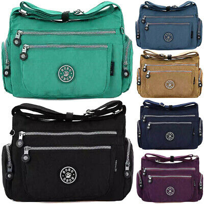 Ladies Messenger Cross Body Bag Women Shoulder Over Holiday Travel Bag Handbag