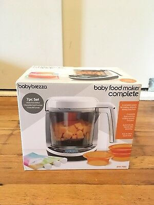 Baby Brezza Food Maker Complete