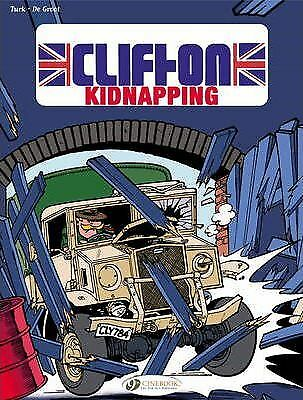 Clifton: v. 6: Kidnapping by Bob de Groot (Paperback, 2009)