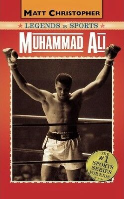 Muhammad Ali Legends in Sport by M. Christopher (Paperback)
