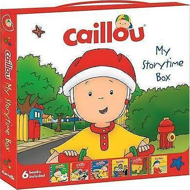Caillou: My Storytime Box: Boxed Set by Caillou (Paperback / softback, 2011)