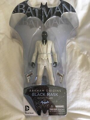 DC Collectibles Arkham Origins Series 1: Black Mask Action Figure