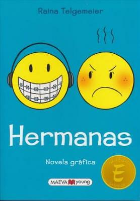 Hermanas by Raina Telgemeier (Paperback, 2017)