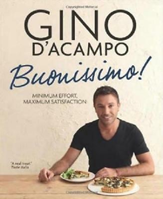 Buonissimo! by Gino D'Acampo (Paperback, 2013)