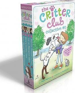 The Critter Club Collection #2: Amy Meets Her Stepsister; Ellie's Lovely...
