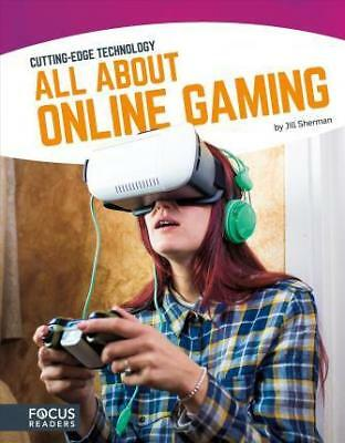 All about Online Gaming by Jill Sherman (Hardback, 2017)