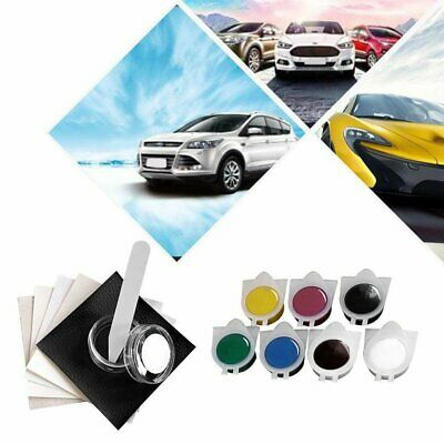 Leather Vinyl Repair Kit Fix Rips For Car Boat Seat Home Reparing Tools EU