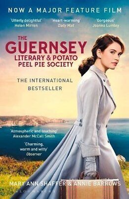 The Guernsey Literary and Potato Peel Pie Society: rejacketed Film Tie in