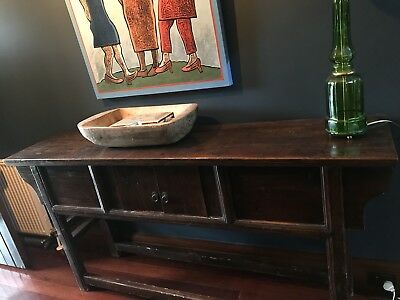 Chinese Antique altar table