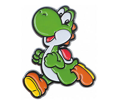 Nintendo Super Mario Collector Pins Series 1 - Yoshi - Limited Badge Switch 3DS