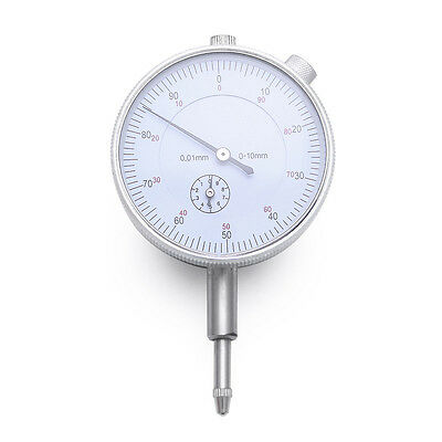 Accuracy Measurement Instrument Gauge Precision Tool Dial Indicator 0.01mm