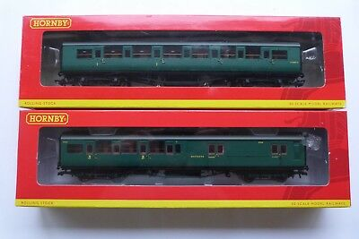 Hornby  Maunsell  Coaches  Sr & Br