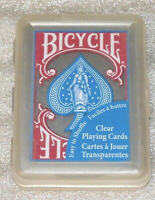 how to clean plastic playing cards