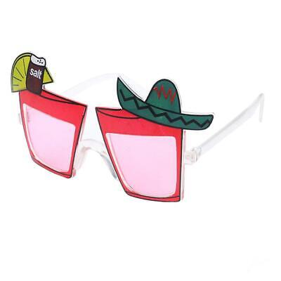 bc1e6ae375b Assorted Novelty Party Sunglasses Funny Eye Glasses Costume Accessories  Unisex