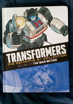Transformers Definitive G1 Collection - The War Within - issue 5 volume 29